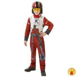 X-Wing fighter jumpsuit kinderen