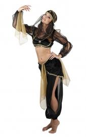 Arabische prinses kostuum