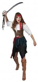 Pirate storm jurk