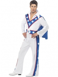 Evel Knievel outfit