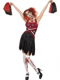Cheerleader zombie