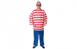Where`s Wally outfit