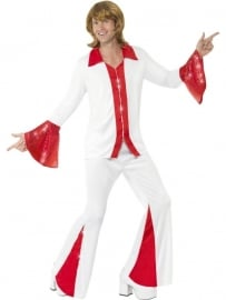 Super Trooper Abba outfit
