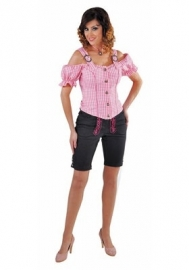 Dirndl blouse luxe
