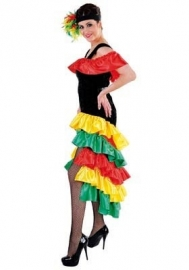 Braziliaanse dames jurk