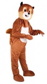 Kostuum giant eekhoorn