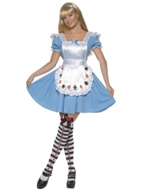Alice in Wonderland outfit
