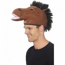 Paarden cap