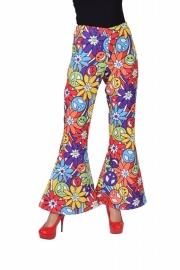 Disco hippie broek