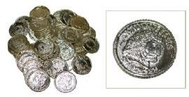 Piraten munten 50 stuks