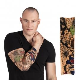Tattoo sleeve west coast