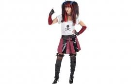 Punk lady
