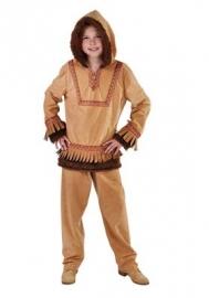 Kostuum Eskimo jongen