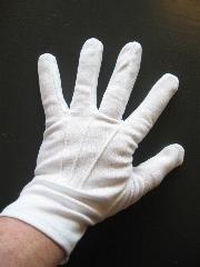 Handschoenen wit