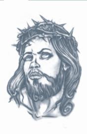 Prison Tattoos Jesus