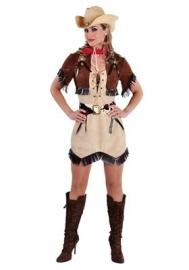 Cowboy vrouw Texas