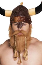 Baard viking rossig