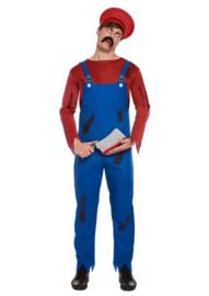 Mario zombie kostuum