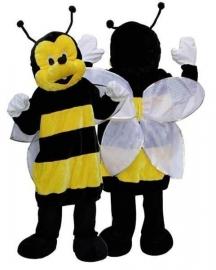 Promotie kostuum bijen