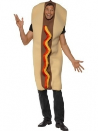 Hot dog outfit