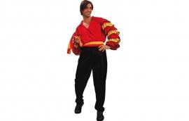 Spaanse rumba man