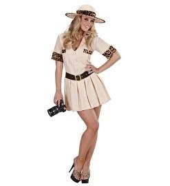 Safari dame kostuum