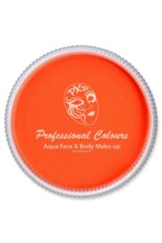 PXP neon oranje 30gr schmink