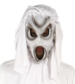 White hollow masker