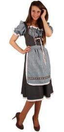Tiroler jurk bavaria vrouw