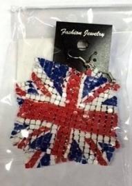 Engeland oorbellen