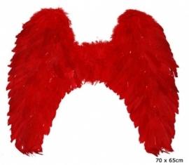 Veren Vleugels rood