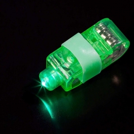 LED ring groen