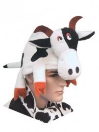 Koeienmuts met pootjes / funcap