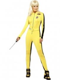 Compleet Kill Bill kostuum
