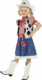 Cowgirl sweet jurkje