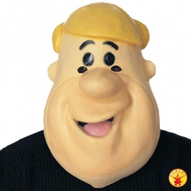 Barney Rubble masker