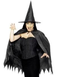 Complete heksen verkleedset