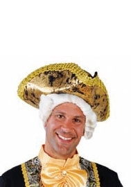 Driespits hoed deluxe markies