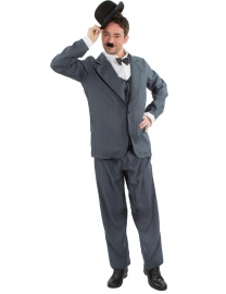 Stan Laurel kostuum