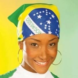 Brazilie bandana