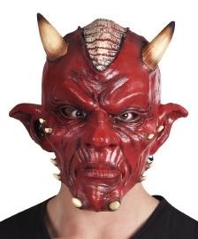 Duivel masker latex