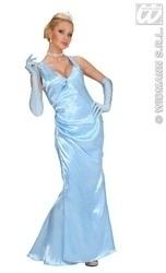 Gala jurk Blauw Prom