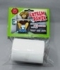 Niet afscheurbaar toiletpapier