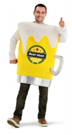 Bierpull kostuum