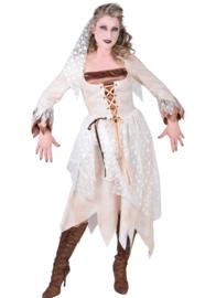 Spook bruidsjurk