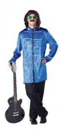 Beatles jasje blauw