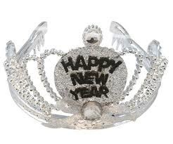 Tiara happy new year