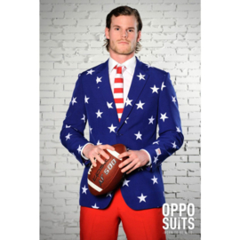 Stars and stripes opposuits kostuum