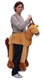 Paarden hangover kostuum