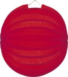 Bollampion rood 23cm